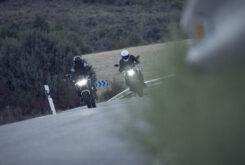 Yamaha MT 03 2020 vs Kawasaki Z400 2020 prueba 15
