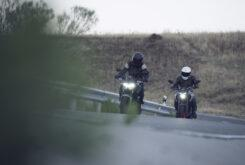 Yamaha MT 03 2020 vs Kawasaki Z400 2020 prueba 17