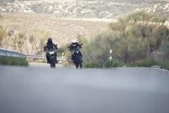 Yamaha MT 03 2020 vs Kawasaki Z400 2020 prueba 2
