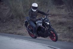 Yamaha MT 03 2020 vs Kawasaki Z400 2020 prueba 27