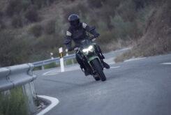 Yamaha MT 03 2020 vs Kawasaki Z400 2020 prueba 29