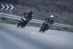 Yamaha MT 03 2020 vs Kawasaki Z400 2020 prueba 34