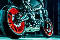 Yamaha MT 09 202118
