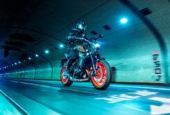 Yamaha MT 09 20213