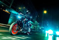 Yamaha MT 09 20214