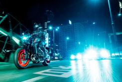Yamaha MT 09 20215
