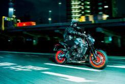 Yamaha MT 09 20216