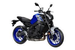 Yamaha MT 09 2021Estudio1