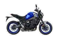 Yamaha MT 09 2021Estudio2