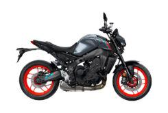 Yamaha MT 09 2021Estudio8