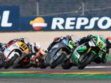 Yari Montella Europeo Moto2 MotorLand Aragon