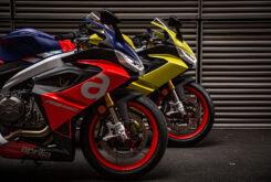Aprilia RS 660 2021 prueba 10