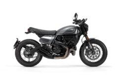 Ducati Scrambler 800 Nightshift 20212