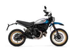 Ducati Scrambler Desert Sled 20212