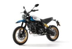 Ducati Scrambler Desert Sled 20214