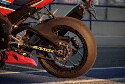 Dunlop GP Racer D212 slick prueba 10