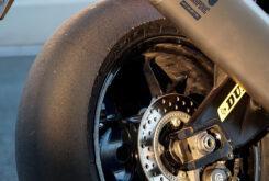 Dunlop GP Racer D212 slick prueba 7