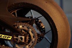 Dunlop GP Racer D212 slick prueba 8