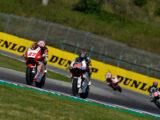 Dunlop Neumatico unico Moto2 Moto3 2023