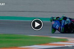 Enea Bastianini salvada Moto2 ValenciaPlay