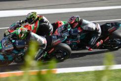 Fabio Quartararo carrera MotoGP Valencia