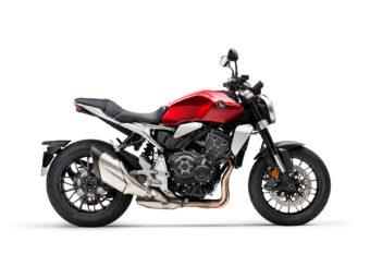 Honda CB1000R 2021Estudio10