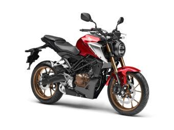 Honda CB125R 20211