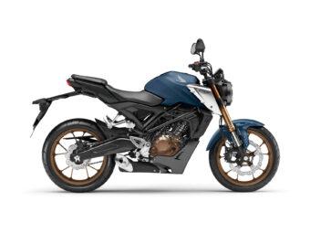 Honda CB125R 20216