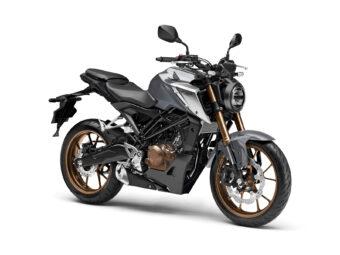 Honda CB125R 20217