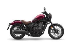 Honda CMX1100 Rebel 2021Estudio23