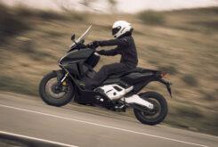Honda Forza 750 2021 prueba 1