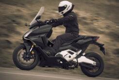 Honda Forza 750 2021 prueba 11