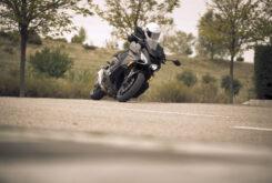 Honda Forza 750 2021 prueba 13