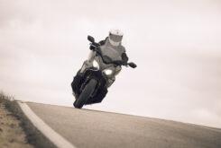 Honda Forza 750 2021 prueba 14