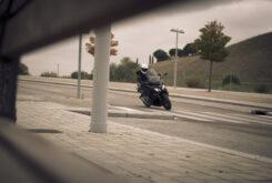 Honda Forza 750 2021 prueba 16
