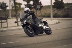 Honda Forza 750 2021 prueba 19
