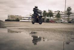 Honda Forza 750 2021 prueba 3