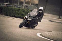 Honda Forza 750 2021 prueba 5