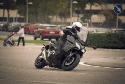 Honda Forza 750 2021 prueba 6