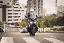 Honda Forza 750 2021 prueba 7