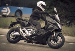Honda Forza 750 2021 prueba 8