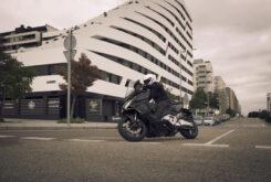 Honda Forza 750 2021 prueba 9