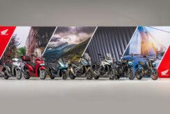 Honda novedades 2021