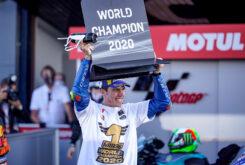 Joan Mir Suzuki Campeón MotoGP 202020