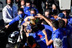 Joan Mir Suzuki Campeón MotoGP 20203