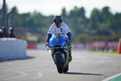 Joan Mir Suzuki Campeón MotoGP 20208