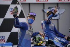 Joan Mir Alex Rins Suzuki MotoGP 2020