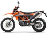 KTM 690 Enduro R 2021 detalles 3