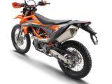KTM 690 Enduro R 2021 detalles 4