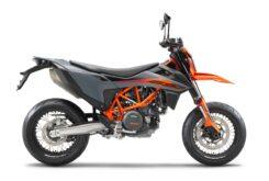 KTM 690 SMC R 2021 perfil
